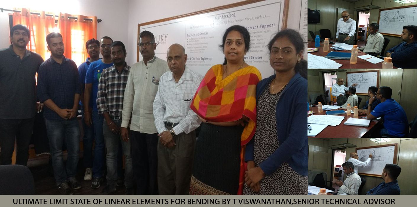 Ultimate Limit State of Linear Elements for Bending By T Viswanathan,Senior Technical Advisor